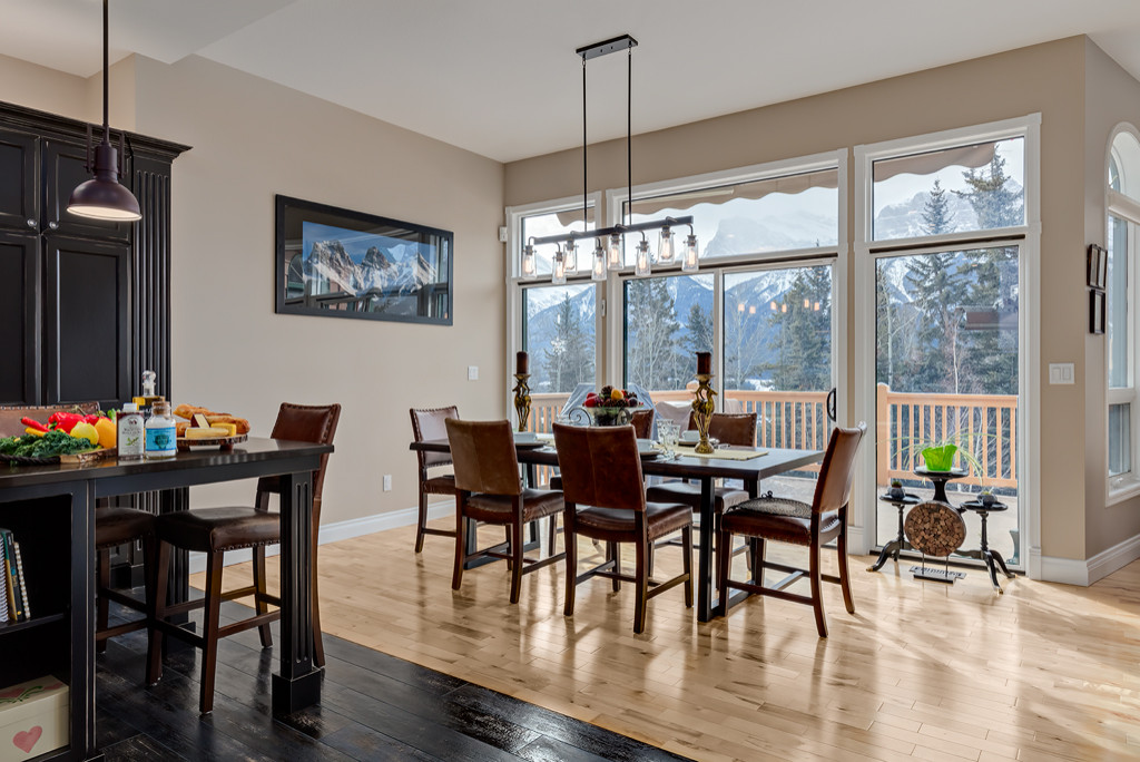 Canmore Mountain Retreat