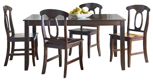 Standard Furniture Mfg Co - Larkin Dining Table With Four Chairs & Reviews