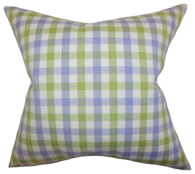 Decorative Plaid Pillows : The Pillow Collection 18