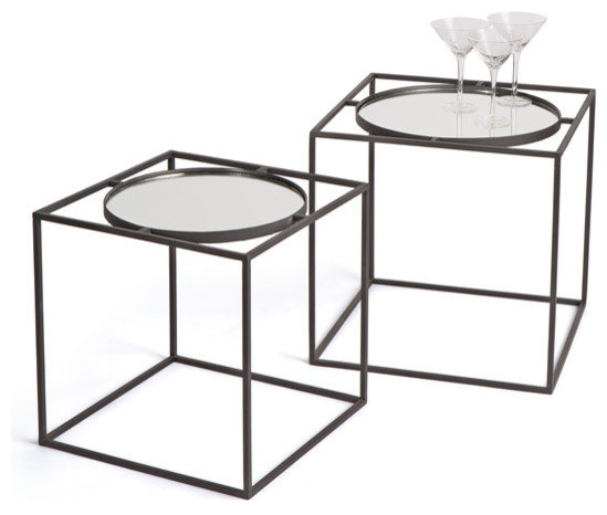 Fonzarelli Nesting Tables, Set Of 2