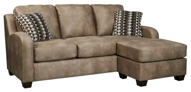 Ashley Furniture Alturo Sofa Chaise, Dune