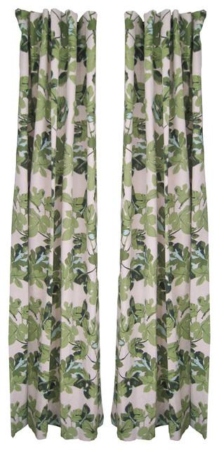 Peter Dunham Fig Leaf Drape Panel