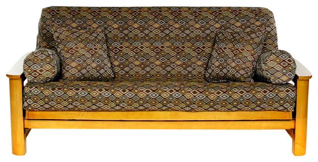 Mosaic Futon Cover
