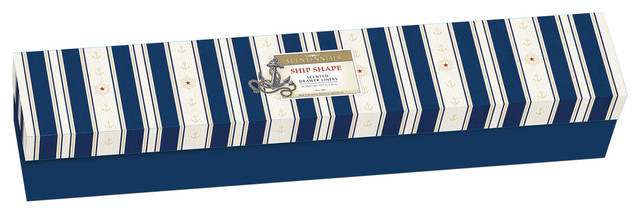 Ship Shape Scented Drawer Liner.