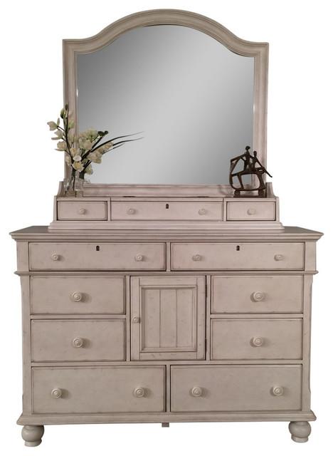 Newport Dresser, With Mirror.