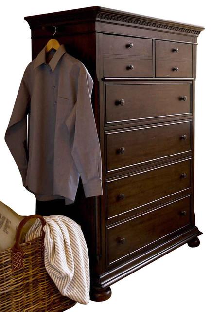 Universal Furniture Paula Deen Down Home Drawer Chest, Molasses.