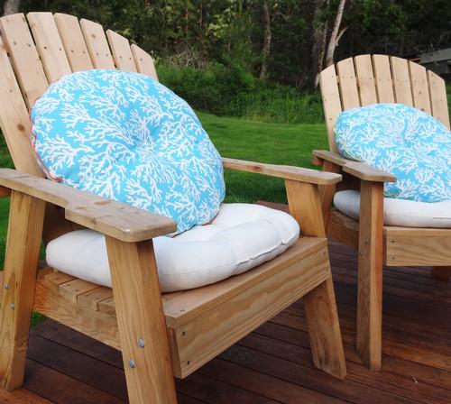 DIY : Confectionnez vous-même des coussins d\'extérieur