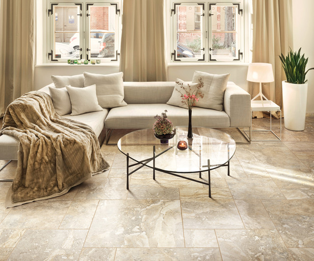 regis series beige porcelain living room los angeles by arizona tile. Black Bedroom Furniture Sets. Home Design Ideas