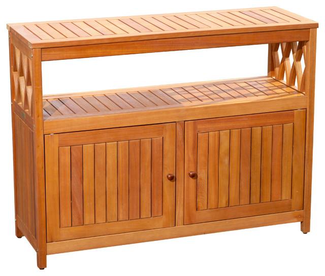Dty Outdoor Living Longs Peak, Outdoor Sideboard Cabinet