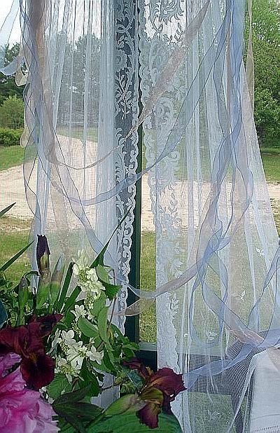 The Highland Lace Co. eclectic-curtains