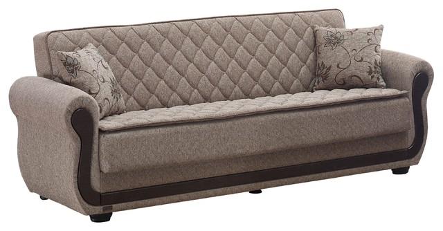 Empire Furniture Usa Newark Large Folding Sofa Sleeper Bed