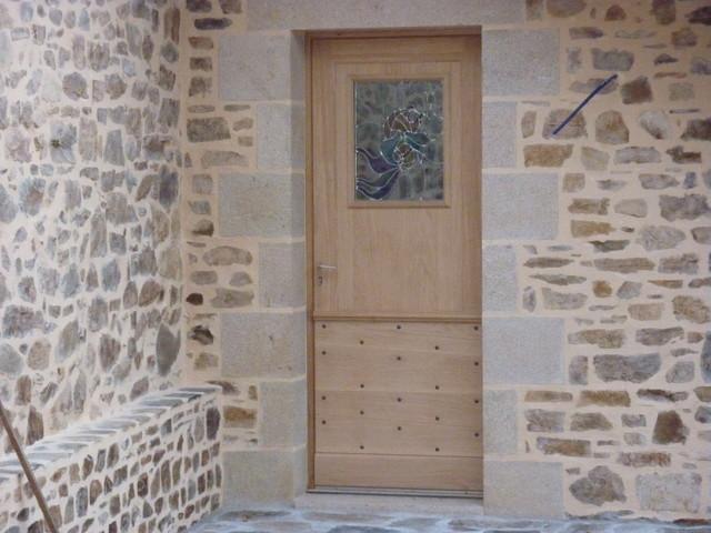 porte d 39 entree clermont ferrand par les menuiseries correziennes lmc 19. Black Bedroom Furniture Sets. Home Design Ideas