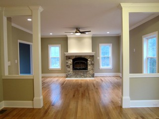 Advantage Contracting Portfolio  family room