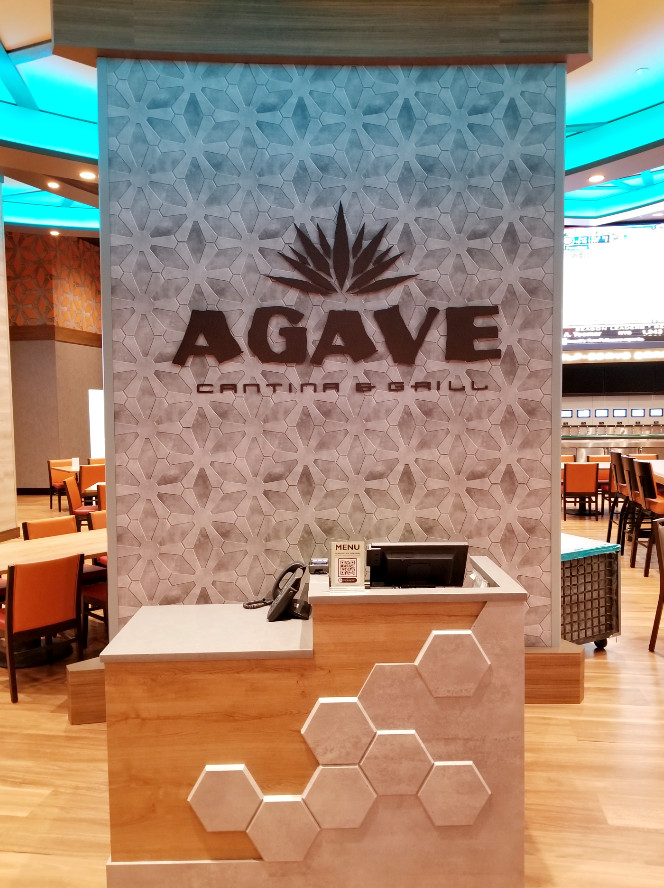 Agave Cantina & Grill Entrance