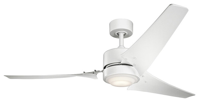 Kichler Lighting 310155 Rana 60 Quot Led Ceiling Fan