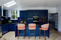 Kitchen Tour: Rich Colours and Smart Joinery Lift a Neutral Room