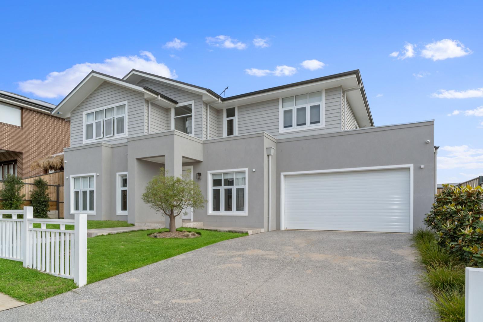 Kellyville-Hamptons House