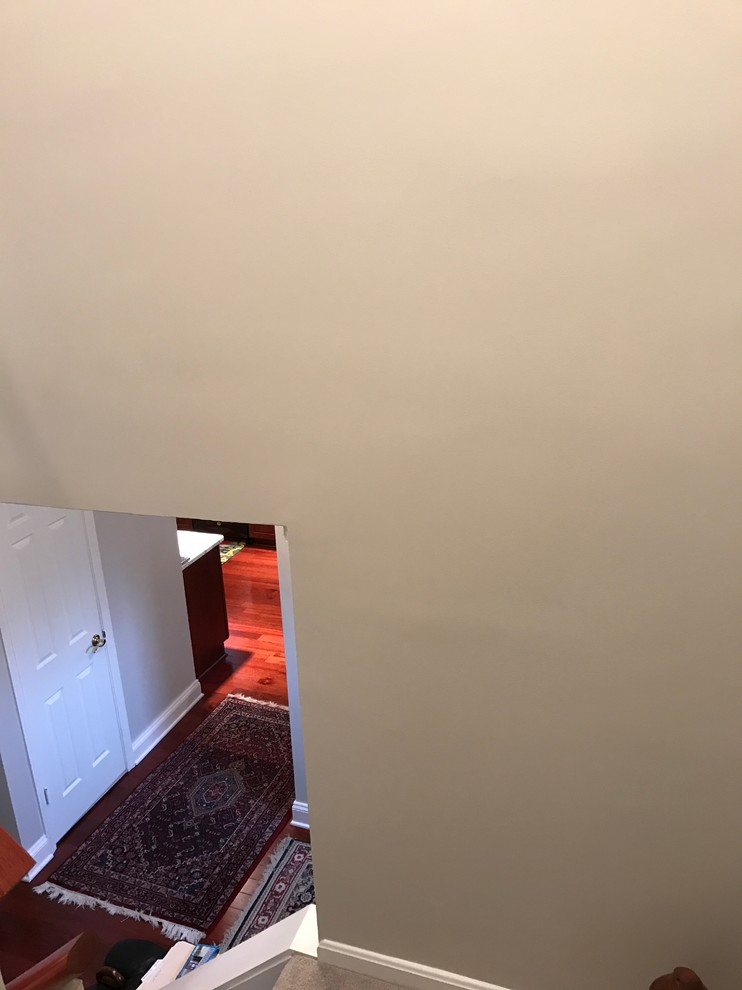 Crofton Townhouse Drywall Repair and Painting Project