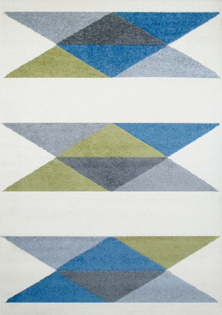 Geometric Children's Rug, 160x230 cm