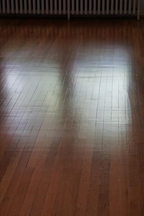 Ripples In Hardwood Floor Refinish