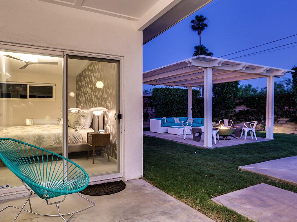 Palm Springs Mid Century vacation