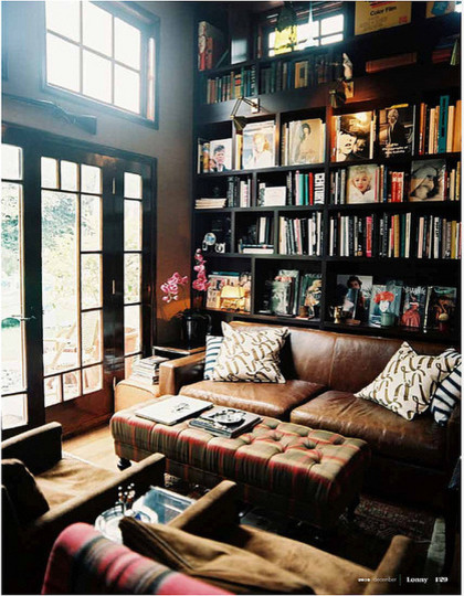 Organization Inspiration Neat Beautiful Bookshelves Apartment Therapy Dc Eclectic