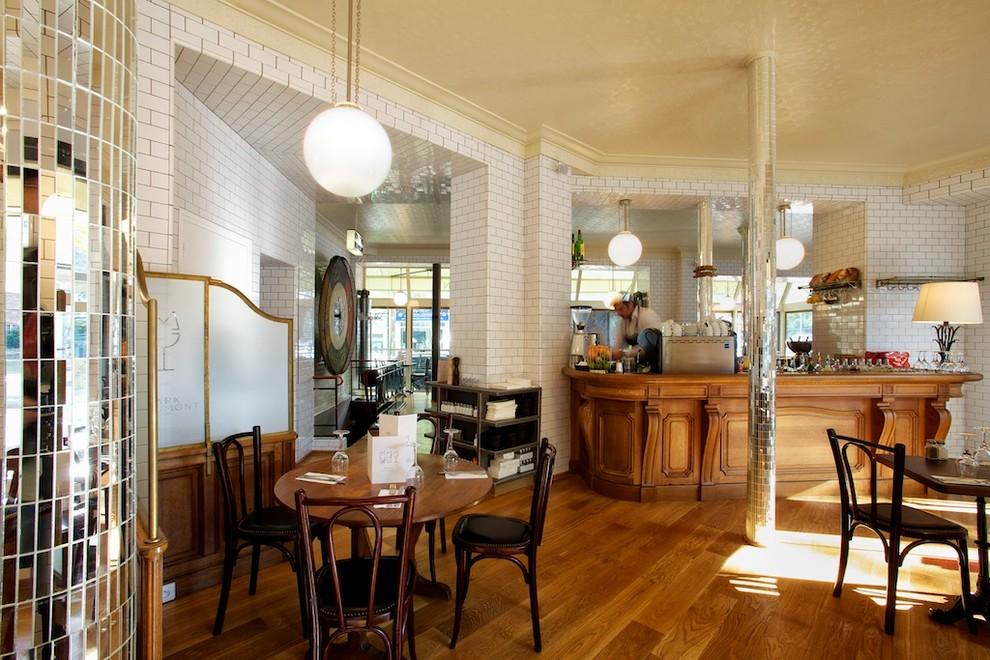 """Peinture et décoration intérieure et extérieure Restaurant """" PARK CHAUMONT"""""""