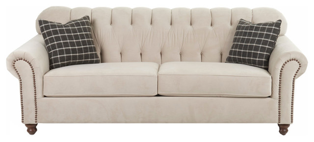 Sinclair Sofa Transitional Sofas By Klaussner Furniture