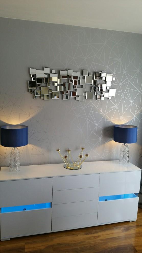 Sideboard display unit