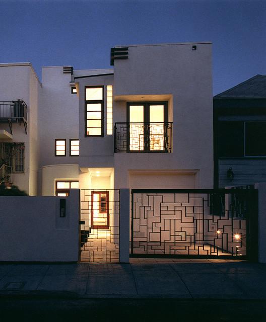 Douglass Street Art Deco Moderne