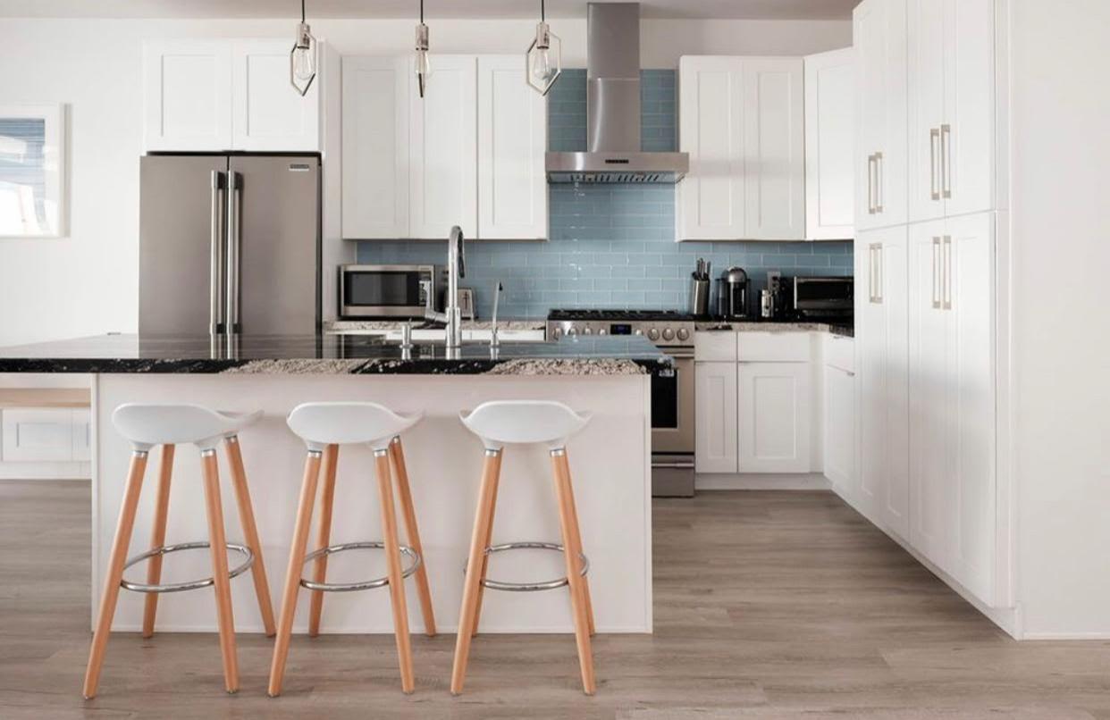 New Agoura Hills kitchen