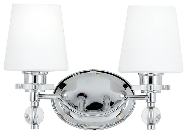 Fancy Transitional Bathroom Vanity Lighting by Quoizel