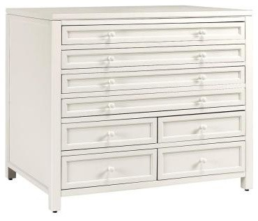Martha Stewart Living Craft Space Eight Drawer Flat File Cabinet 0464000400