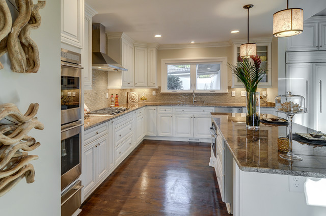 Bristol Oatmeal Kitchen Traditional