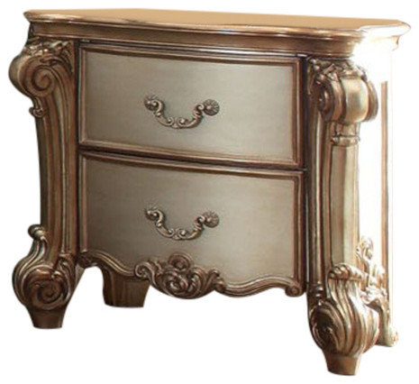 pretty nice 4af5d b5753 Vendome Collection Classical Baroque Night Stand