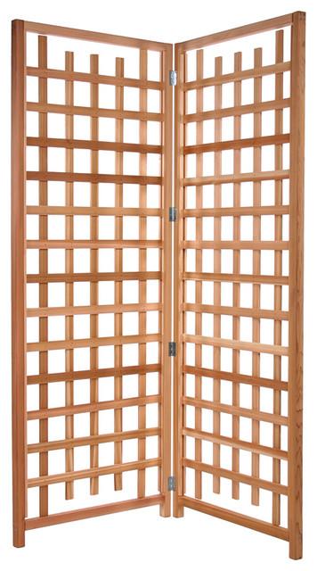 2-Piece Set Trellis Screen Set.