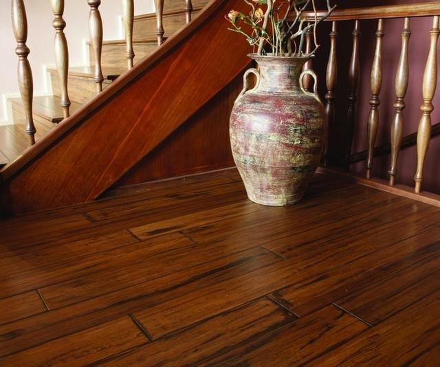 Bamboo Strand Woven Flooring Asian