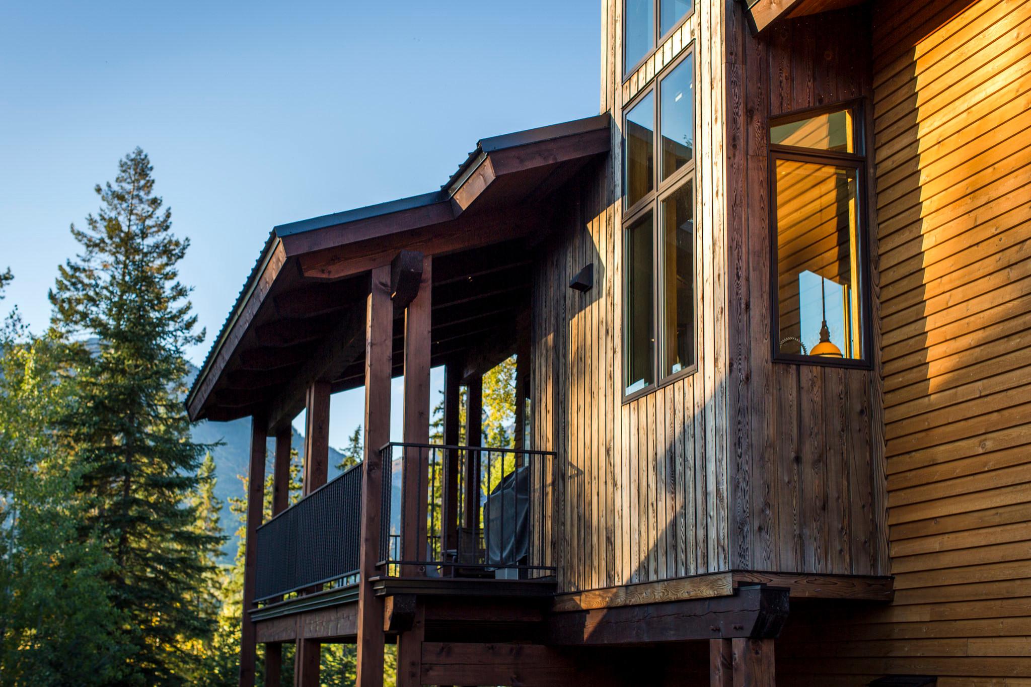 Cedar Bowl Modern, Fernie, BC