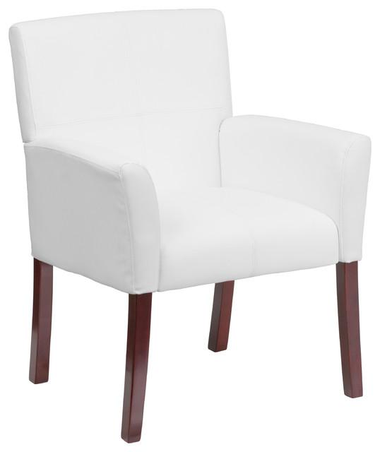 Rowan Accent Chair, White.