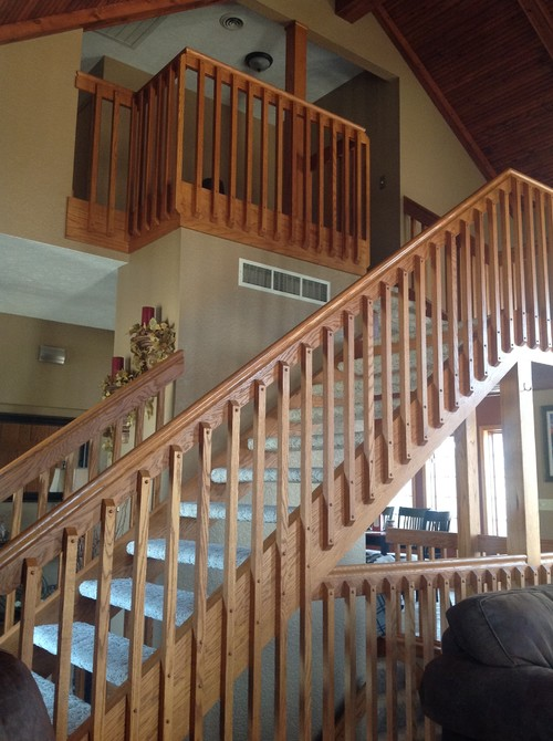 Help With Wood Balusters What To Do