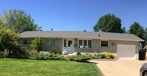 Any Suggestions For More Curb Appeal For Low Roof Ranch