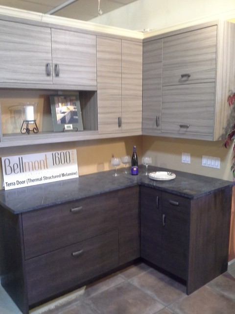 Kitchen Thermal Melamine Cabinets - Modern - Kitchen Cabinetry - Albuquerque - by MAP ...