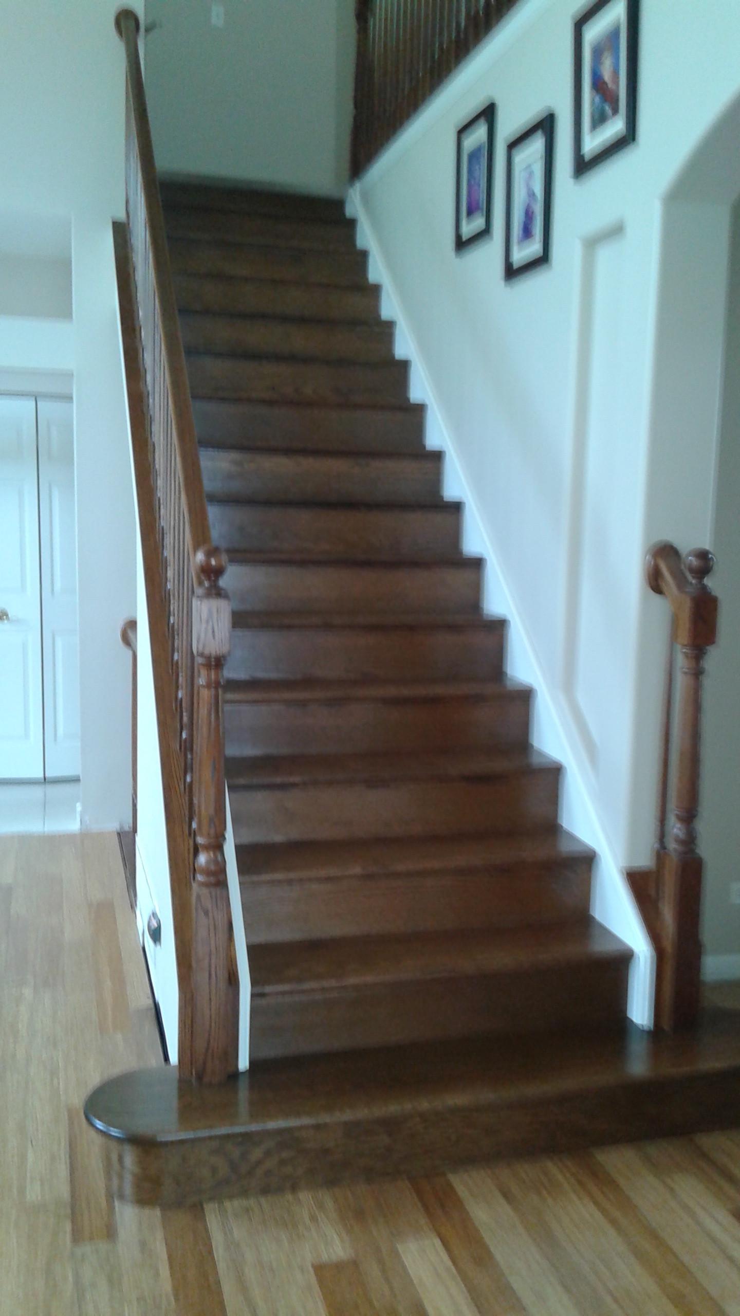 Stair Treads, Risers, and Landing Treadbox