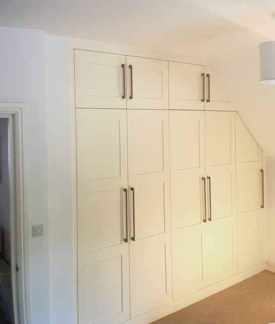 fitted bedroom wardrobes contemporary wardrobe oxfordshire by