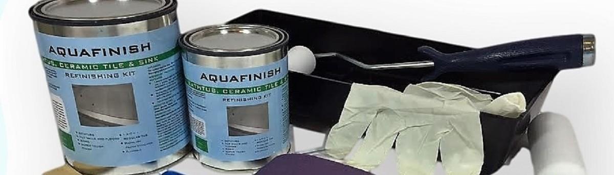 AquaFinish Bathtub & Tile Refinishing Kit - Austin, TX, US 78759 ...