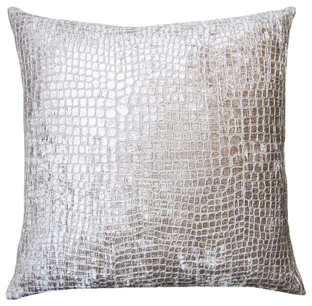 Brillante Pillow, Croco Pillow.