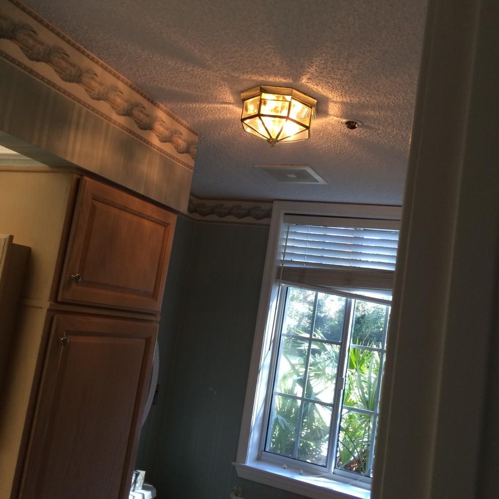 Cyrpress Bathroom Remodel