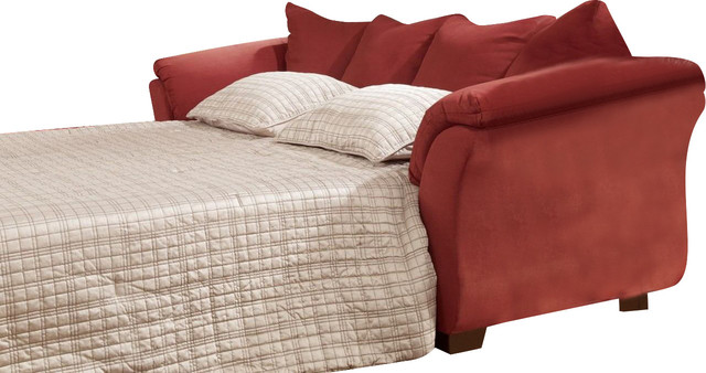 Darcy Full Sofa Sleeper, Salsa 7500136.