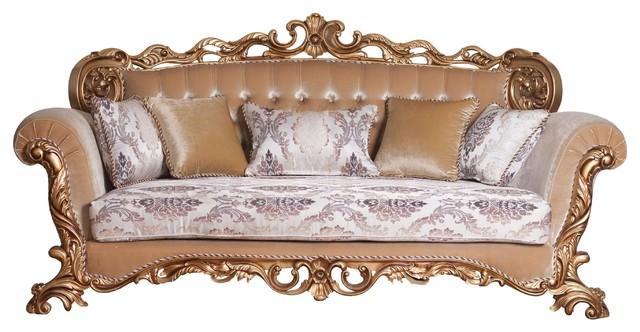 European Furniture Venezia Luxury Sofa