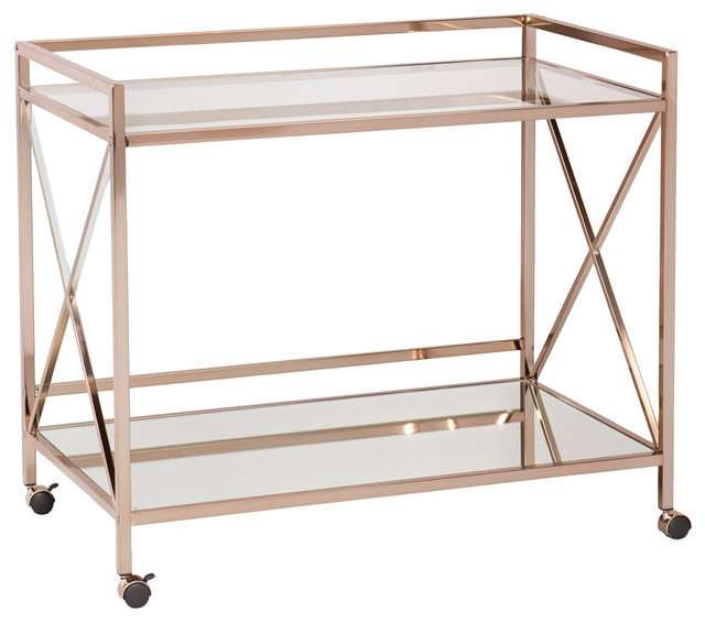 Stella Bar Cart Modern Bar Carts By Sei